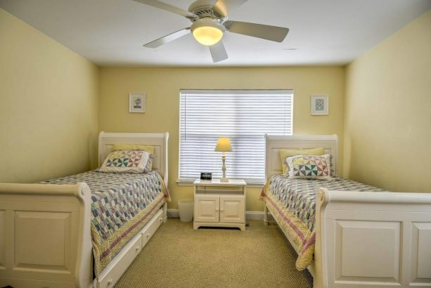 This room is perfect for friends or siblings sharing a room!