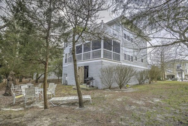 Book this fabulous vacation rental house for the ultimate Bethany Beach getaway!